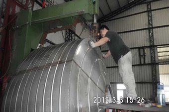 Customize Water Tank and Huge Stainless Steel Tank